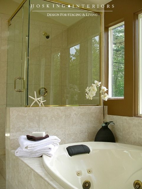 Top 61 ideas about staging bathrooms on pinterest for Staging bathroom ideas