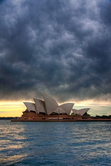 Sydney, Australia   Been and want to go again ~ Opera house is amazing inside....Sydney Harbor :-)