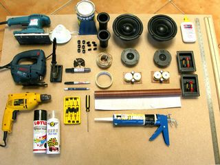 how to build a speaker from scratch