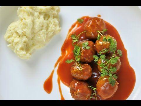 Recept voor balletjes in tomatensaus | njam!