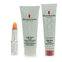 This travellers set from Elizabeth Arden is the perfect size for a short break.