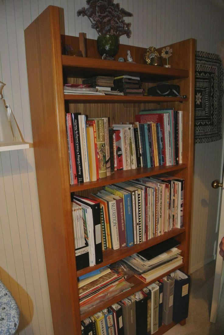 1960s Teak Bookshelves
