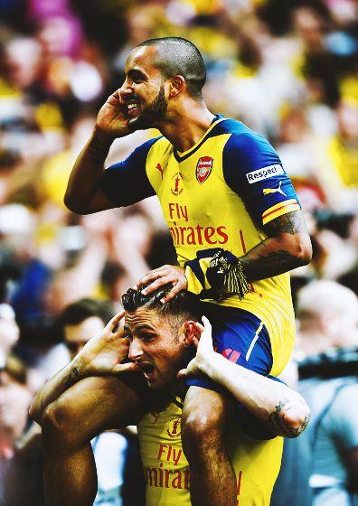 FA Cup Winner FC Arsenal 2015