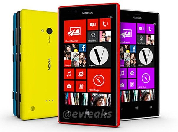 Nokia Lumia 720 and Lumia 520. either one is fine. but if i can my hands on a 920... that would be awesome
