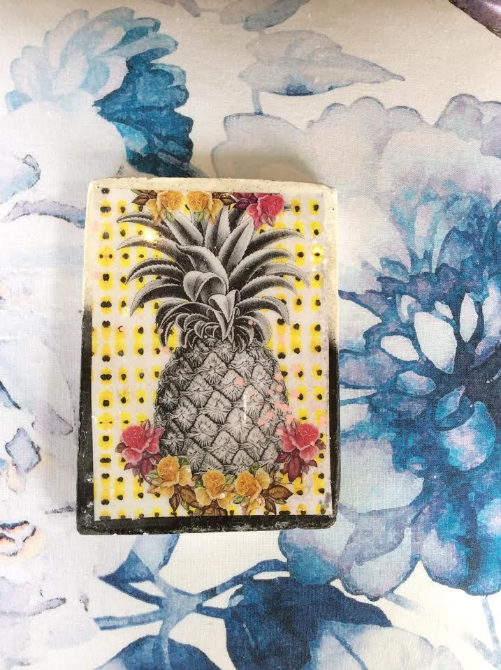AHOY Trader Pineapple Tile available instore & online!