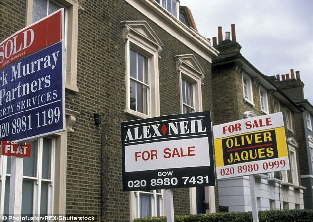 Britain 'is on the brink of the worst house price collapse since 1990s': Experts predict property costs could plunge by FORTY PER CENT