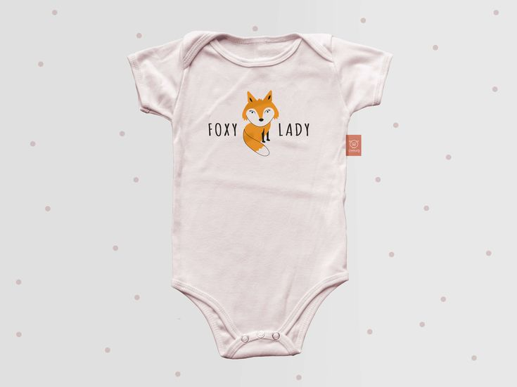 Baby onesie, Babygrow design for Cheeky Pig by Pink Pigeon Graphic Design © www.pinkpigeon.co.za