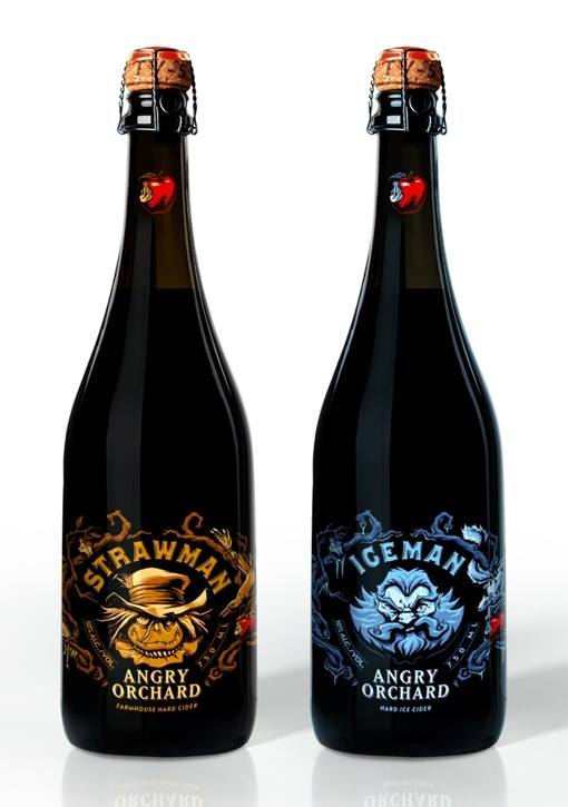 Two new Angry Orchard Ciders (have tried Iceman & loved it!)