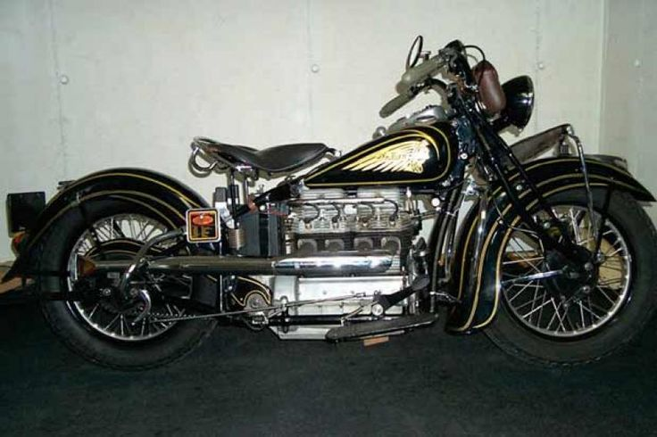 gorgeous example of a recently restored Indian Four (439) from 1939 ...