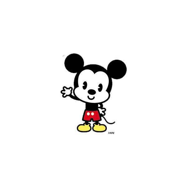 Disney Cuties Clipart - Disney Clipart Galore found on Polyvore