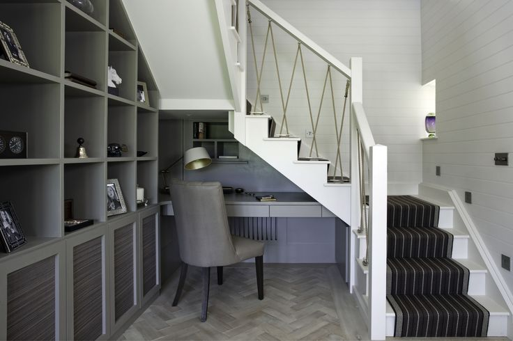 Great use of space in this Cotswolds Cottage by The Studio, Harrods.