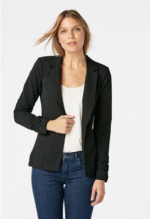 4ffa5a88a14 Off Shoulder Tee in Black - Get great deals at JustFab | vestidos ...