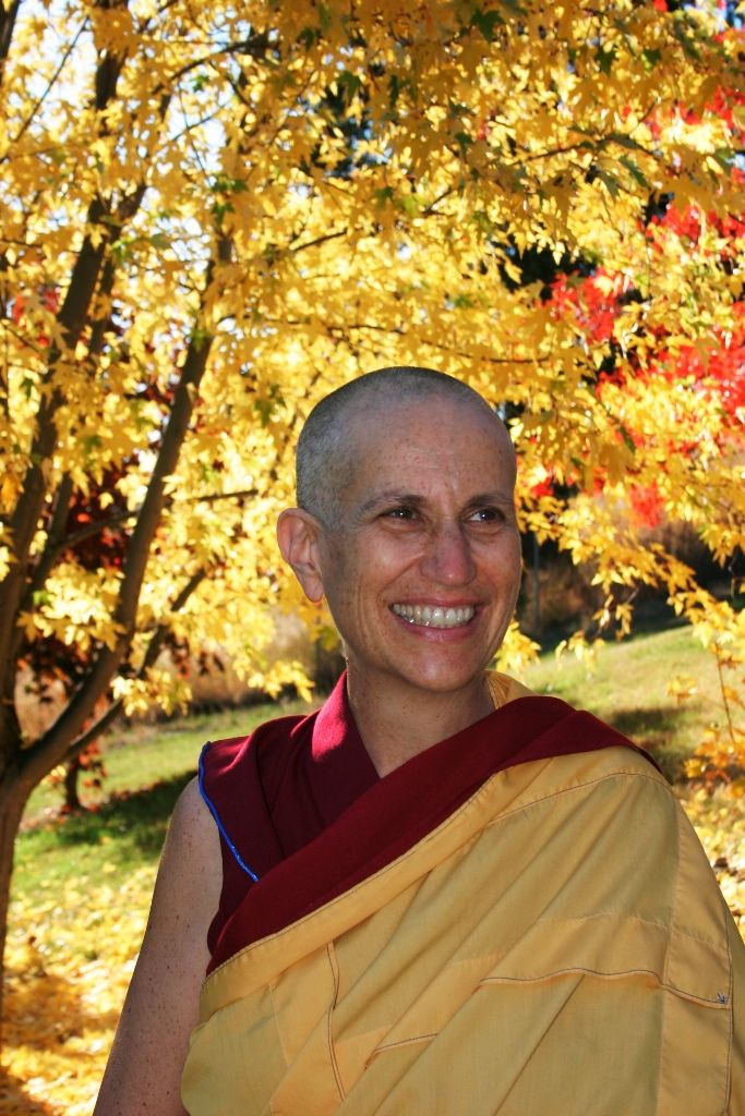 "What is mind in Buddhism? by Venerable Thubten Chodron  The word ""mind"" in Buddhism means any part of us that cognises, perceives or is aware of our emotions and attitudes. The mind, in essence, is the part of us that is cognitive, aware and conscious. It is the consciousness that distinguishes a corpse from a living being. The Buddhist word ""mind"" also means"