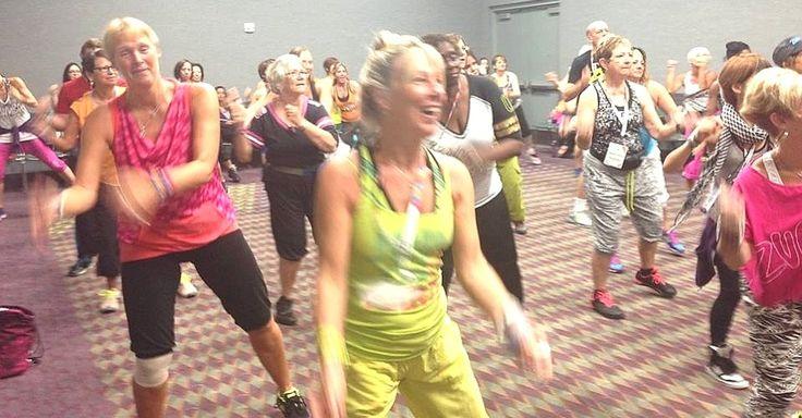 Zumba cria programa fitness para idosos sem impacto nas articulações