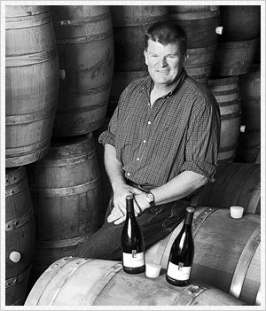 """""""Decorated"""" Inducted into the NZ Wine Hall of Fame, 2014 - Larry McKenna of Escarpment Vineyard, Martinborough, is the winemaker who introduced New Zealand to quality Pinot Noir. And in doing so helped Martinborough become known as Pinot Noir country. A succession of outstanding wines and show success in the second half of the 1980s established his Martinborough Vineyard label and cemented the belief that Pinot Noir could be a winner for the New Zealand industry."""