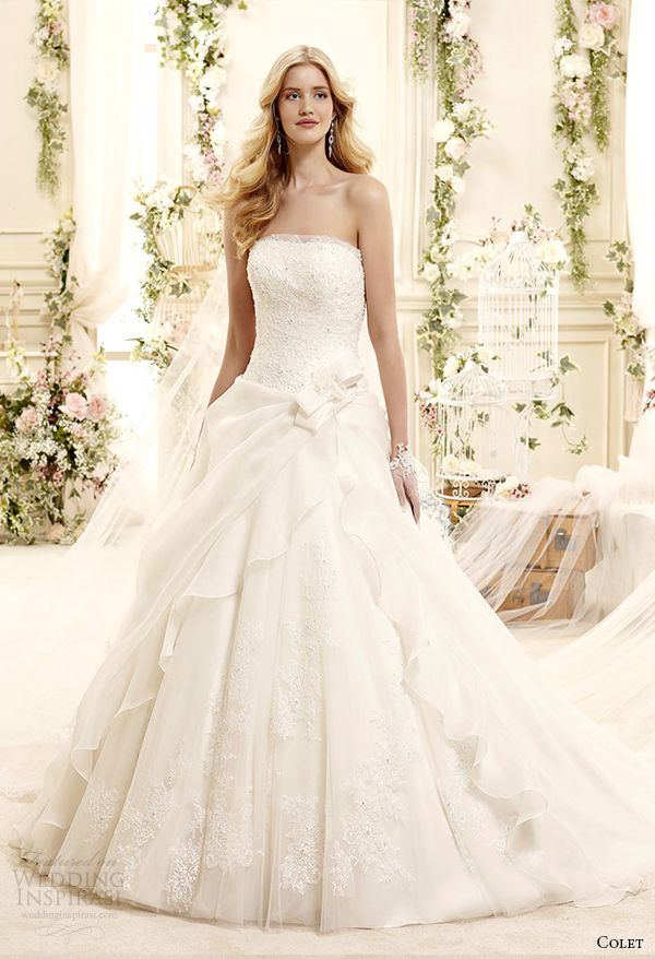 1000 Ideas About Straight Wedding Dresses On Pinterest