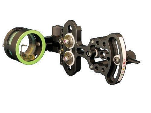 Sights 20845: Gws Ar-19 Bow Archery Sight 1 Pin .019 Black Rh Single One Pin Adjustable -> BUY IT NOW ONLY: $48.95 on eBay!