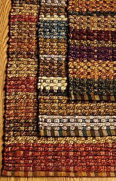Woven Jute & Cotton Door Mats | Textiles | Shaker Workshops