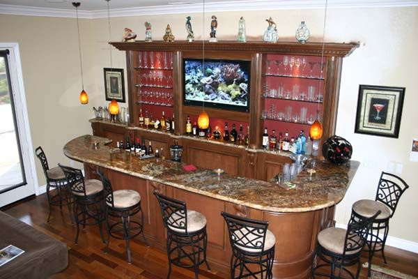 49 best images about home bar design ideas on pinterest home bar plans home bar designs and - Ideas for home bars ...