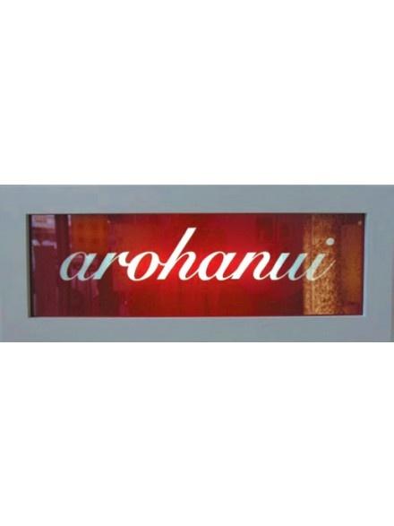Arohanui light box.