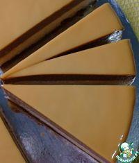 Карамельная глазурь ингредиенты