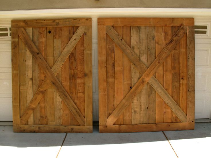 Wooden Barn Doors for Sale | We finished these huge barnwood doors last week for a client in Long ...