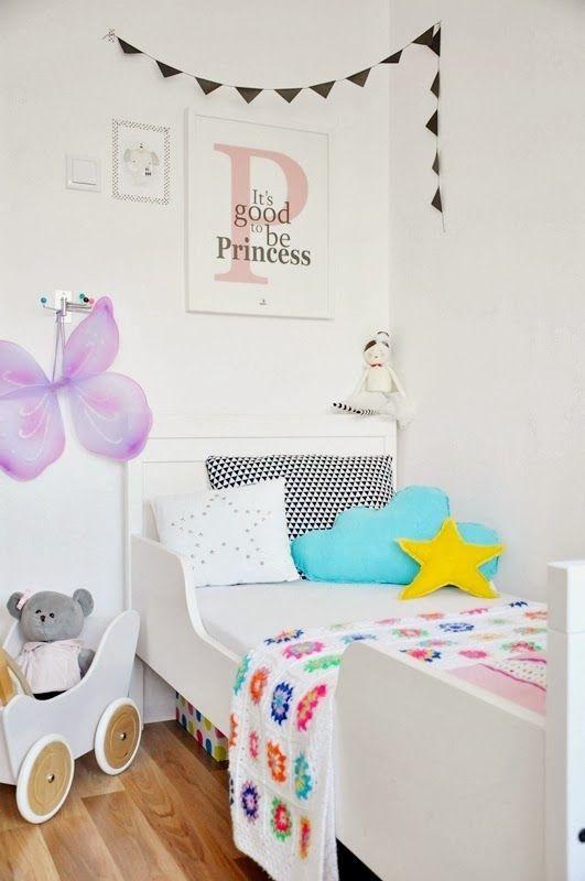 Kinderkamer meisjeskamer inspiratie