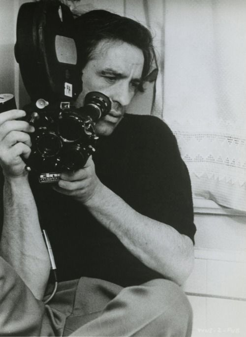 John Cassavetes-was a Greek-American actor, screenwriter and filmmaker.