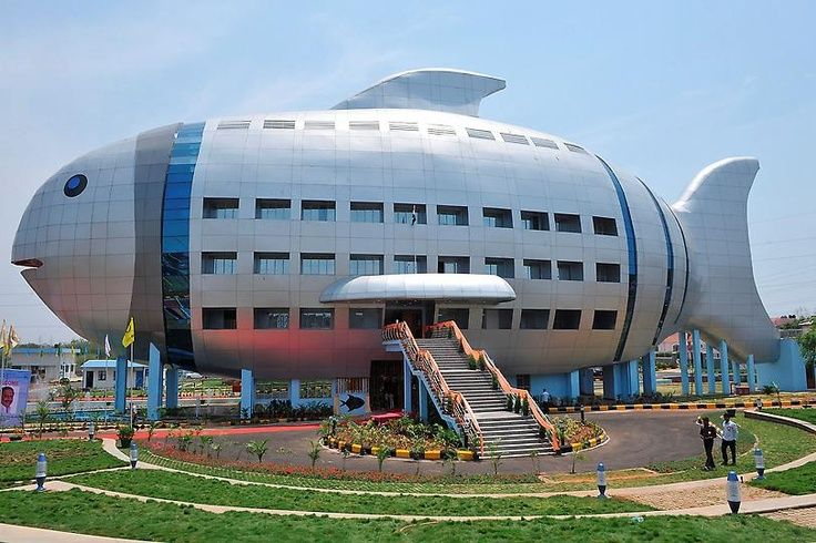 Fish building in India. #architecture #buildings http://www.pinterest.com/TheHitman14/achitecture-%2B/
