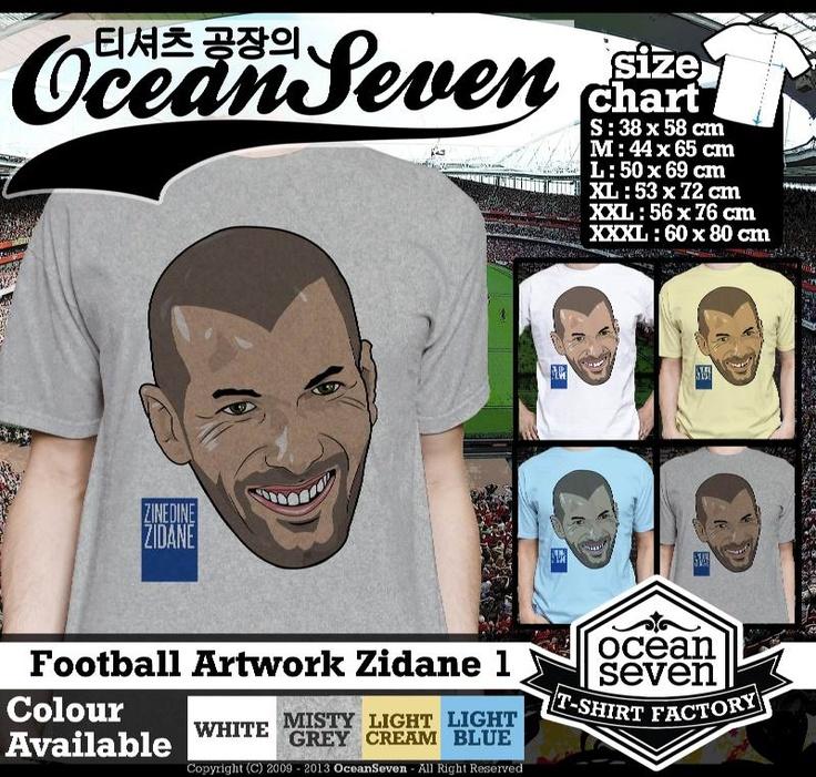Kaos FOOTBALL ARTWORKS / Pemain Bola Lucu 2