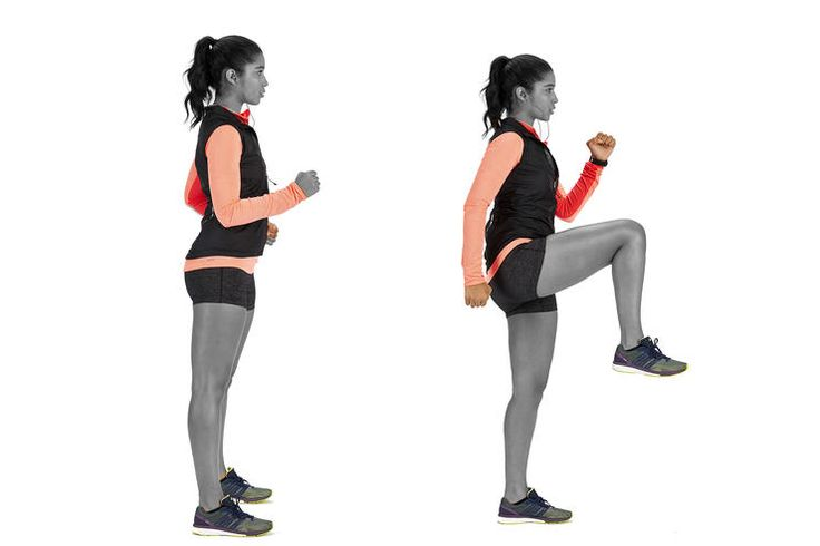 Five Exercises to Do Before Every Run | Runner's World