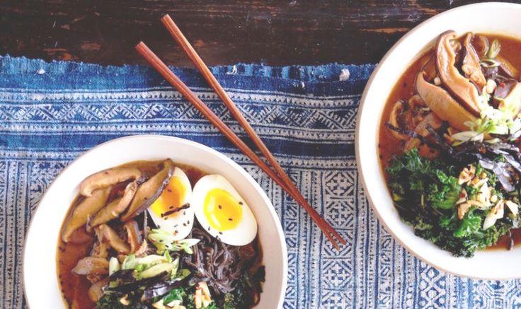 Weeknight Ramen That's Actually Good For You | mindbodygreen