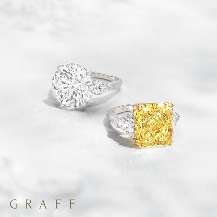 graffdiamondsGraff's Master Craftsmen spend many years at the bench, working to hone the ability to enhance and complement a stone the Graff way. Each ring is crafted by hand to cradle each diamond's unique silhouette. Master ring mounters at Graff ensure a stone is placed into its platinum mount so light can pass through it, amplifying the brilliance of its natural luminescence #GraffDiamonds #DiamondRing #EngagementRing #Bridal #Wedding