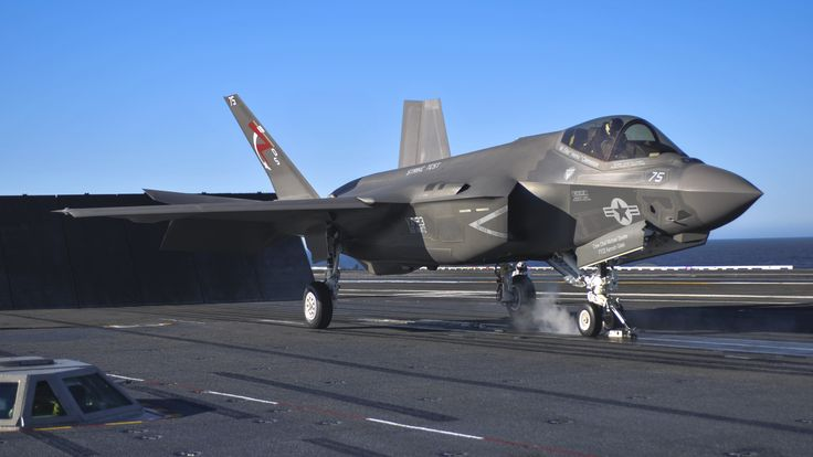 The  first F-35C landing on and launching off of a carrier were truly historic, albeit overdue, moments in combat aviation history. We have waited a long time to see what an F-35C looks like whizzing around the boat, so without further ado, here is all the best imagery and video available of the F-35C's monumental first week of initial ship trials: