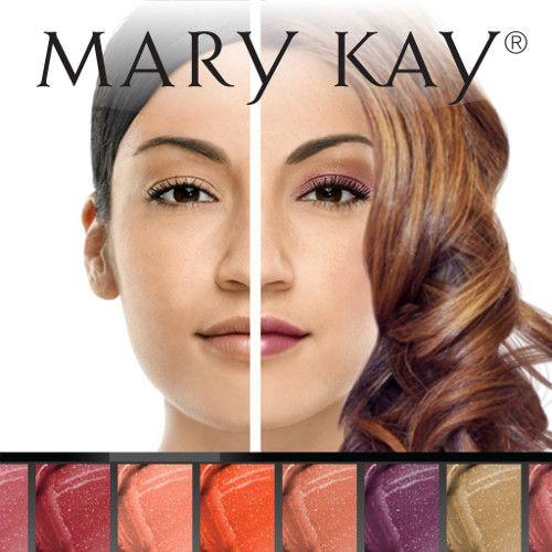 Tienes la app de maquillaje virtual de Mary Kay?