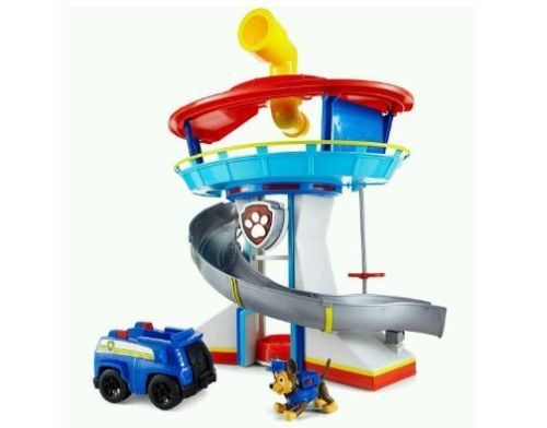 Paw Patrol Lookout Hq Playset