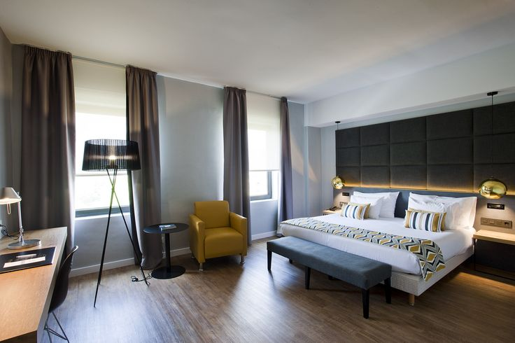 New Premium Room. 8ª Plant. Hotel Tres Reyes. Pamplona. Spain.
