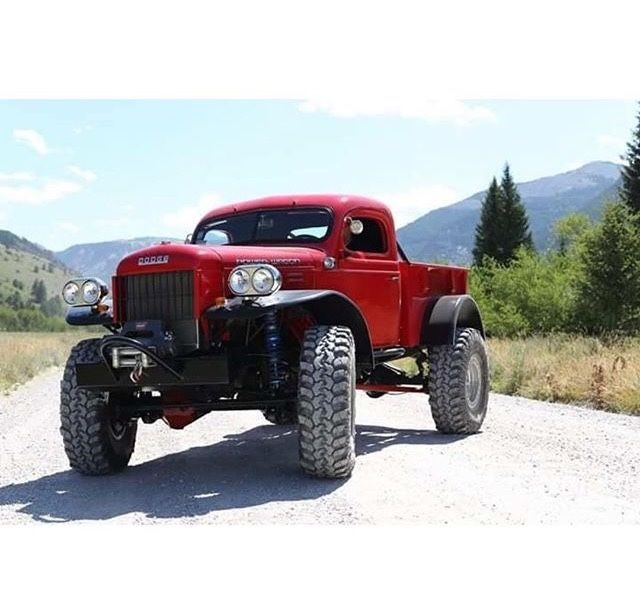 1000+ Images About Dodge W Series Power Wagon 3/4 Ton