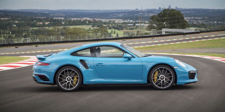 The Porsche 911 Turbo S Is For Those Who Want It All