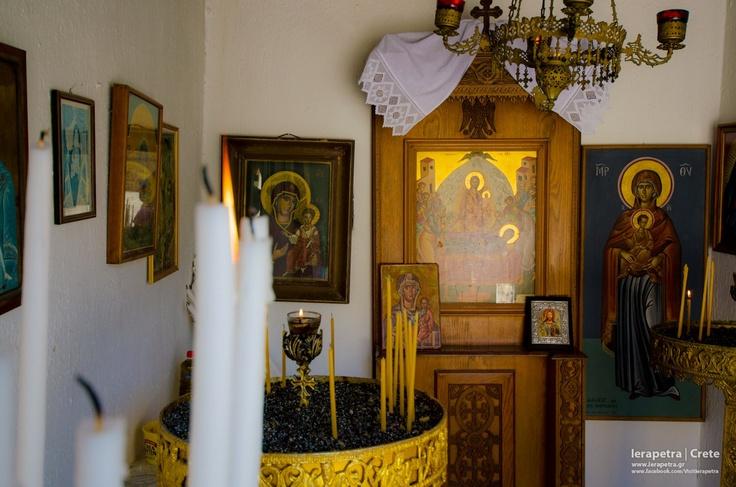 Panagia Vryomeni monastery.    (CC-BY-SA 3.0)