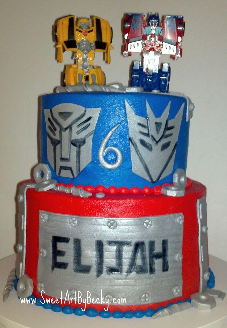 105 Best Cakes Transformers Images On Pinterest Transformer Cake