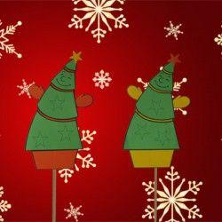 Kerstboom (prikker)