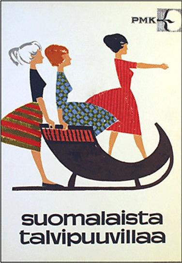 Cotton promotion 1962 (Finland)