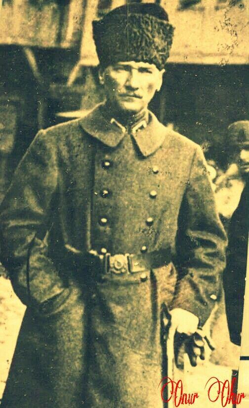 Büyük Taarruz'un az öncesi...(Akşehir)(1922)Heybetine kurban olduğum ❤️