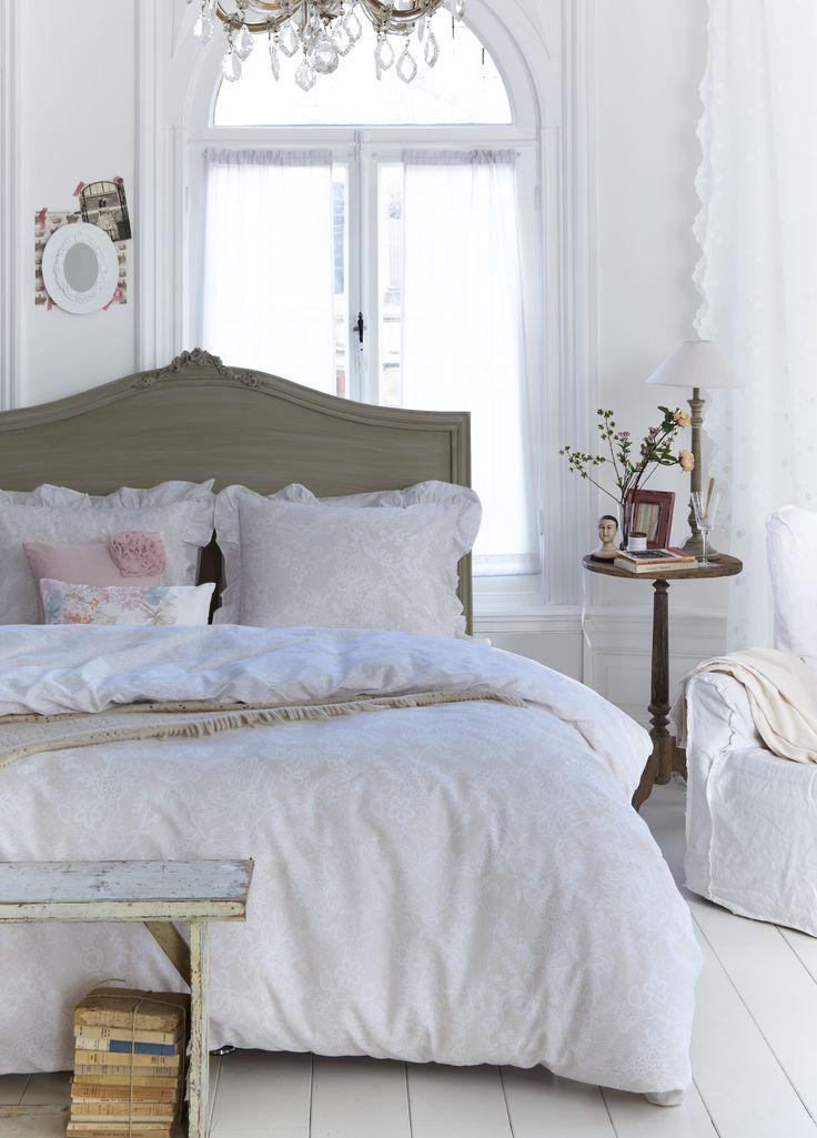FleaingFrance Brocante Society  I love this bedding