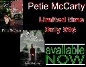 Petie Mccarty Sales Card