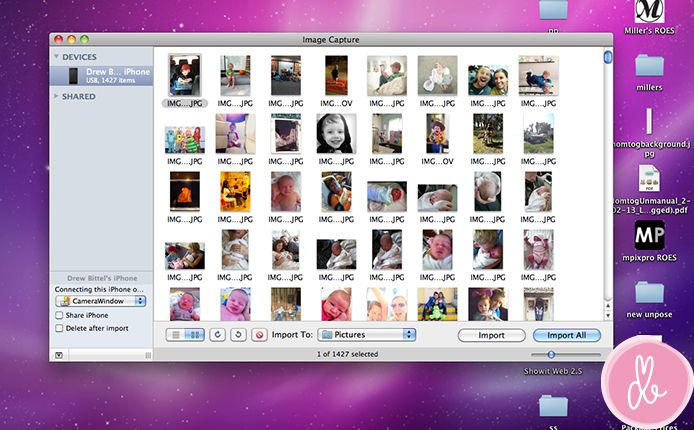 How To Transfer Photos From Iphone To Mac Without Iphoto