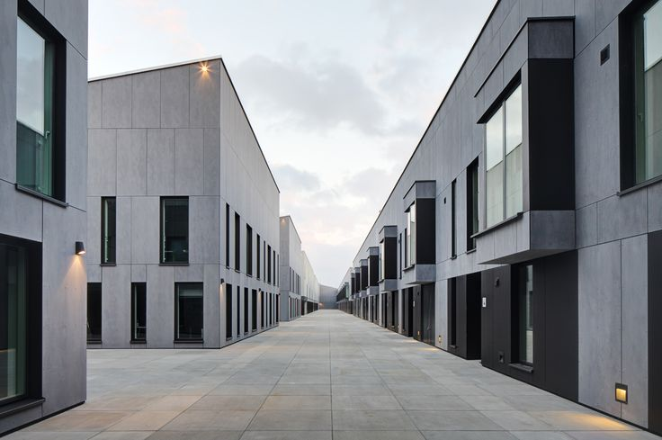 VELFAC windows in a spectacular industrial heritage architecture.