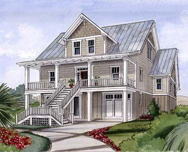 31 best house plans images on pinterest | coastal cottage, coastal