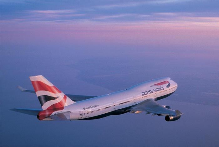 British Airways - Boeing 747-400